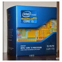 Kit Core I5 3570 3.4ghz + Asus H61m + 8gigas Ddr3 Kingston