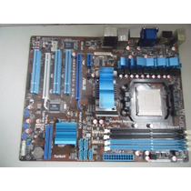 Placa-mãe P Pc Desktop Am3 Ddr3 Asus M4a785td-v Evo