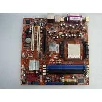 Placa Mãe Sm3322 C/ Proc. Amd Phenon Il 820 X4 2.8 E Cooler