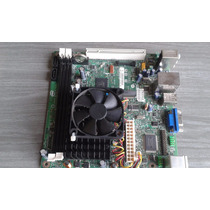 Placa Mãe Intel D510mo - Atom D510 1,66ghz 1mb Ddr2