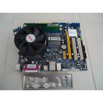 Kit Placa Mãe Foxconn + Pentium E5300 + Cooler + 2gb Ddr2