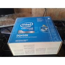 Placa Mae Intel Dq45ek Lga775 Box Desktop Board Executive