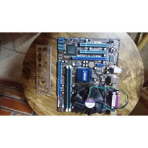 Kit Asus P5g41t-m Lx2/br+4gb Ddr3+proc.core2quad Q8200