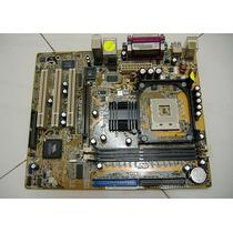 Placa Mãe Asus P4vp-mx Onboard Fsb 533mhz 2gbddr1 Socket 478