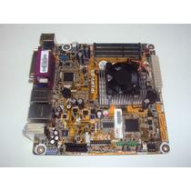 Placa Mae Pcware Ipx525-d3 Atom Dual-core D525 Ddr3 Defeito