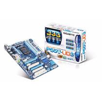 Placa Mãe Gigabyte P55a-ud3 Lga 1156 Ddr3 Intel Nova!