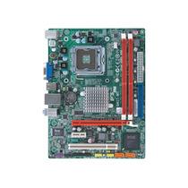 Placa Mãe Ecs Megaware G41tm7 Ddr3 775 Até Quad Core
