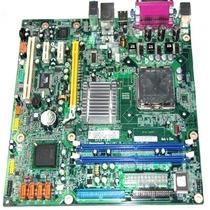 Placa Mãe G31 775 Ddr2 Suporta Até Core 2 Dual G31t-lm2 V1.0