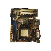 Placa Mãe Asus 939 A8v-vm Ultra Estragada P/desmanche