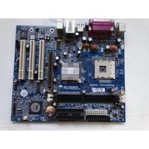 Placa Mãe Gigabyte 8s651mp-rz 478 Pentium 4 Celeron Garantia