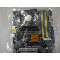Kit Placa Mãe Asrock N68c-gs Fx Ddr3 Ucc Am2 , Am3, Am3+