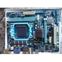 Placa-mãe Gigabyte P/ Amd Am3+ Ga-78lmt-s2, Ddr3 100% Garant