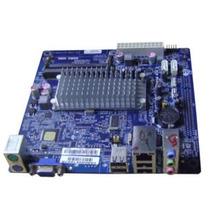 Placa Mãe Atom D2500 Dual Core 2gb Memoria Ddr3 Novo Barato