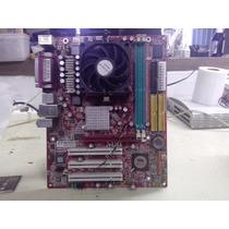 Placa Mãe Positivo N1996 + Processador Sempron + Espelho