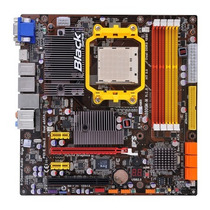 Placa Mãe Ecs P/ Amd A785gm-m Black Series Am3
