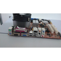 Placa Mãe Itautec 775 Ddr2 Processador Dual Core