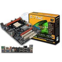 Placa Mae Zotac Geforce 6100-value Am2