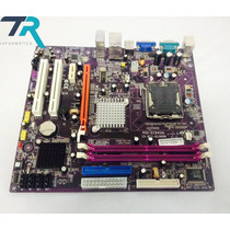 Placa Mãe Pos-ec945al Socket 775/ddr2- Semi Nova C/ Garantia