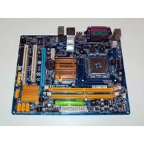 Placa Mae Gigabyte Ga-g31m-es2c Ddr2 Socke 775 Intel Defeito