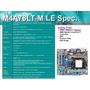 Motherboard Asus - Amd - Am3 - M4a78lt-me Le