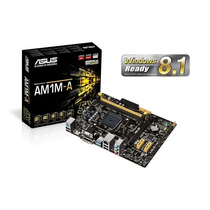 Placa Mãe Asus Am1m-a + Amd Athlon 5150 Box + 4gb Ddr3 1333