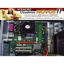Phenom X3 Triple Core 8400 + Emax Gf 6100 + Cooler (kit)