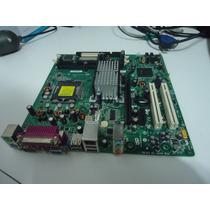 Placa Mãe 775 Intel D945gccr Com Defeito