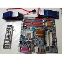 Placa Mãe Gigabyte 8i915g-mf Skt 775 Ddr P/celeron Pentium