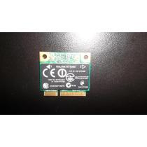 Placa De Rede Wireless Notebook Hp G42 G62