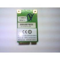 Placa Mini-pci-e Wiriless P/notebooks 54mb Wi-fi Semi Nova