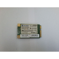 Placa Wirelles P/ Notebook Itautec W7645