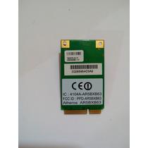 Mini Pci Wireless + Antena Notebook Acer Aspire 5516