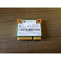 Placa Rede Sem Fio Wireless Pci Original Acer Linha E51