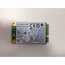 Placa Wireless Atheros Ar5bxb63 Toshiba A205 (1009)