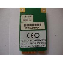 Wireless Mini Pci Express Atheros Ar5bxb63