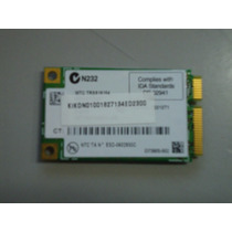 Placa De Rede Wifi Wireless Notebook Acer Aspire 6920