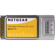 Placa De Rede Wireless Netgear Wg511t