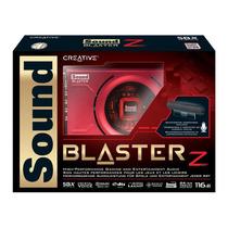 Placa De Som Soundblaster Z Com Microfone Beamforming