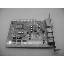 Placa De Som Pci Criative Ct4810 5.1