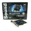 Placa De Som Creative Pci Sound Blaster Recon 3d Thx Studio
