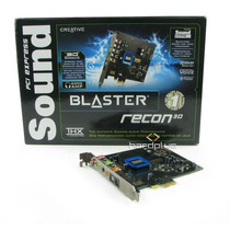 Placa De Som Creative Pci Sound Blaster Recon 3d Thx Studio