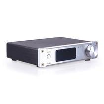 Placa De Som E Amplificador 100% Digital Estéreo Q5 100w Rms