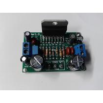 1 Placa Amplificador 100w Rms Montada Mono