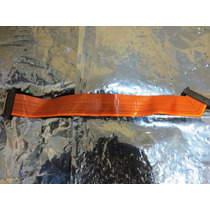 Cabo Flat Lvds (t-con) Tv Samsung Ln (32 40 42) Bn91 10077a