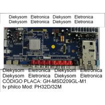 Placa Principal Gh-msd209gl-m1, Ph32d Lcd/ph32m- Original