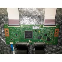 Placa T-con C/ Flats Panasonic Tc-l42et5b 6870c-0402c