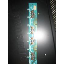Placa Inverter Tv Samsung Ln40c530f1 Ssb400-12v01 Rev 0.3