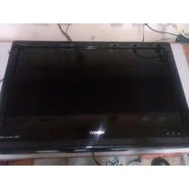 Peças Da Tv 32cv550da Lcd Display Placa Sinal Tcom Cabos