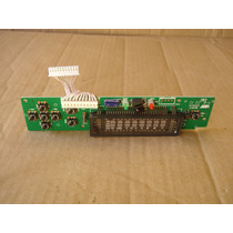 Display + Placa Receptor F90-hdpvr