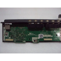 Tv Sharp Lc46r54b - Placa Usb/av Ne209wj + Teclado Fe266wj